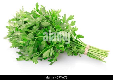Petersiliengrün Haufen - Stockfoto