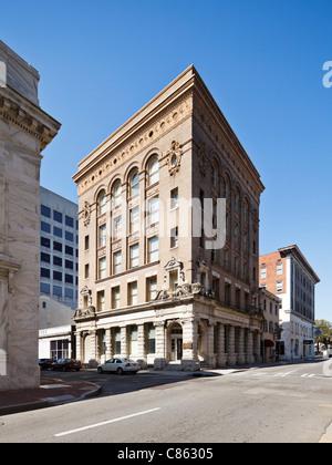 Propes Hall SCAD Savannah - Stockfoto