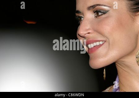 Sophie Anderton bei den Schicksal Awards BELFAST, Vereinigtes Königreich - 22 Februar - Stockfoto