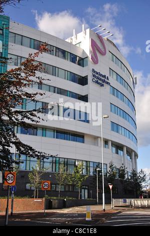 Bracknell & Wokingham College, London Road, Bracknell, Berkshire, England, Vereinigtes Königreich - Stockfoto