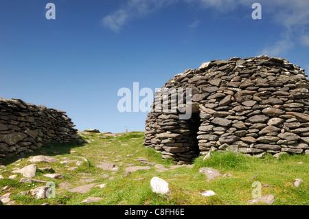 alten bienenstock steinh tte dingle halbinsel co kerry irland stockfoto bild 31118294 alamy. Black Bedroom Furniture Sets. Home Design Ideas
