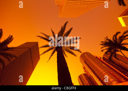 Innenstadt, Los Angeles, California, Vereinigte Staaten von Amerika - Stockfoto