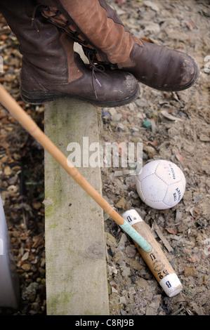 Polospieler, Stiefel und Peitsche Stockfoto, Bild: 51020081