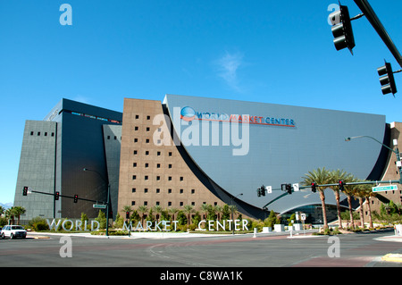Las Vegas World Market Center USA Nevada - Stockfoto