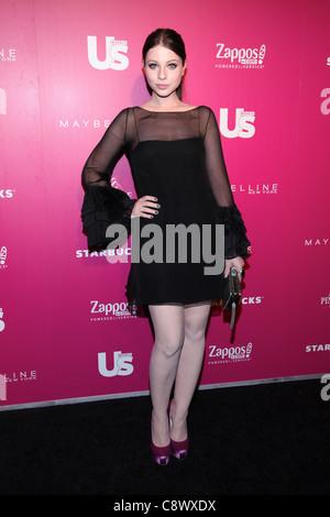Michelle Trachtenberg (trägt eine Kleid von Marchesa) im ...