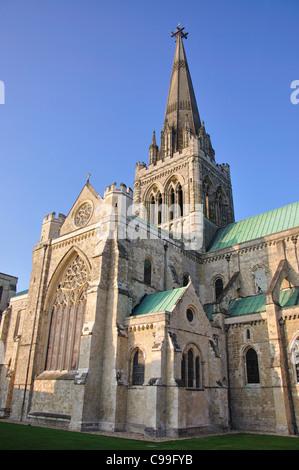 Chichester Cathedral, Chichester, West Sussex, England, Vereinigtes Königreich - Stockfoto