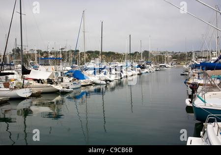 Dana Point Harbor - California - Stockfoto