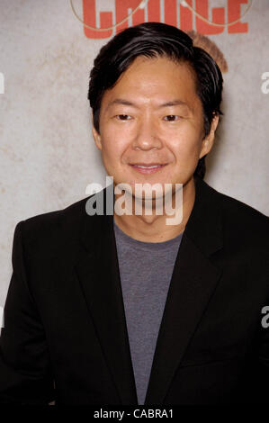 5. Juni 2010 - Hollywood, Kalifornien, USA - Ken Jeong während Spike TV 4. jährlichen GUYS CHOICE AWARDS in den - Stockfoto