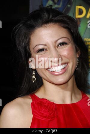4. Oktober 2007 - statt Hollywood, Kalifornien, USA - Vanessa Born während der Premiere des neuen Films von Fox - Stockfoto