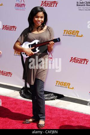 6. Oktober 2007 - statt Hollywood, Kalifornien, USA - Taylor Parks während Variety POWER OF YOUTH EVENT, im Theater, - Stockfoto