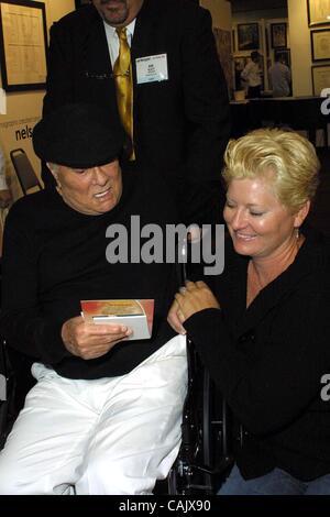 1. Oktober 2007 - Hollywood, Kalifornien, US - K54858EG. ART EXPO IM HOTEL MANDALAY BAY RESORT AND CASINO, LAS VEGAS - Stockfoto
