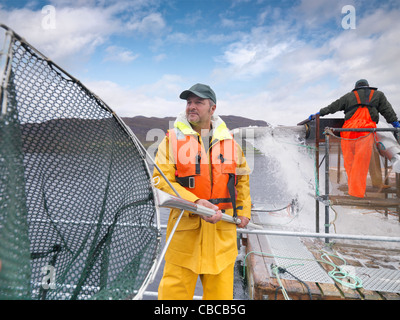 Fischer Boot net festhalten