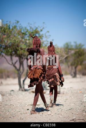 Himba Frauen, Angola - Stockfoto