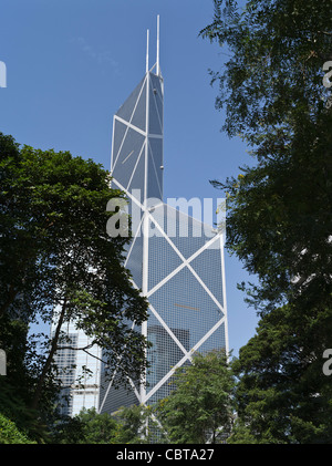 Dh bank von china central hongkong ifc geb ude und b ro for Moderne architektur gebaude