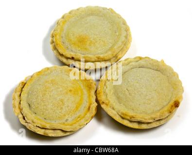 Hausgemachte Mince Pies - Stockfoto