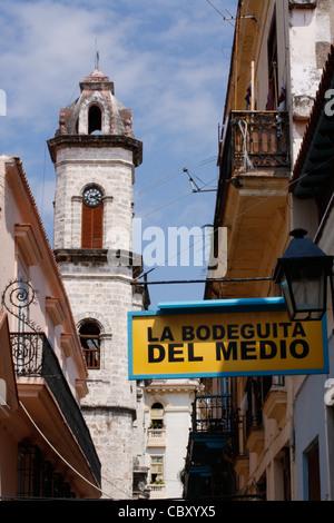 La Bodeguita Del Medio, Havanna, Kuba - Stockfoto