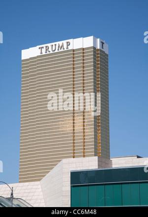 Trump Hotel Las Vegas. - Stockfoto