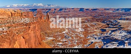 Canyonland National Park, Utah. - Stockfoto
