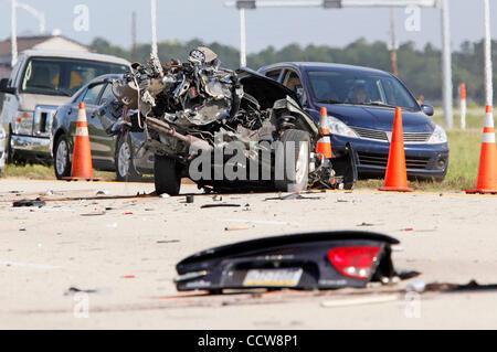 Palm Beach Unfall