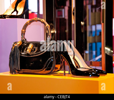 paris frankreich gucci store stockfoto bild 41394778 alamy. Black Bedroom Furniture Sets. Home Design Ideas
