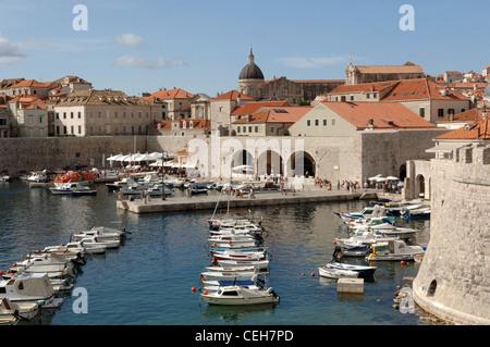 Dubrovnik Kroatien - Stockfoto