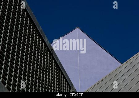 Glashütte Sixth Form Centre, Folkestone, Kent, England, Großbritannien - Stockfoto