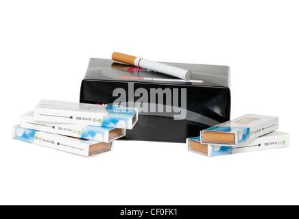 Rauchen aufhören mit E-Zigarette �� Erfahrungen & Auswirkung