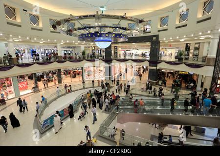 Deira City Centre Shopping Mall in Dubai, Vereinigte Arabische Emirate - Stockfoto