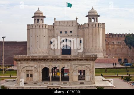 Alamgiri Gatter, Lahore Fort, Lahore, Pakistan - Stockfoto