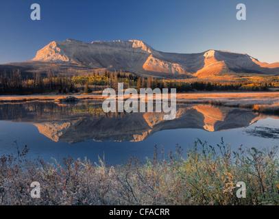 Sofa Mountian, Waterton Lakes National Park, Alberta, Kanada. - Stockfoto