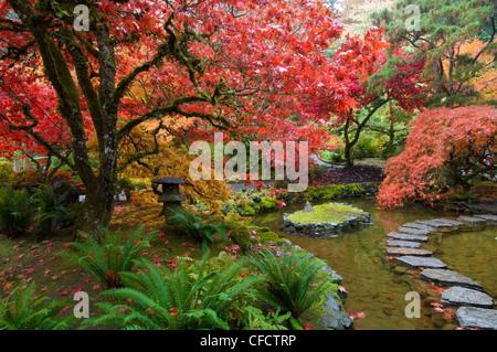 Japanese Garden Vancouver Island