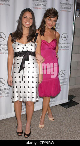 Arielle kebbel mercedes benz herbst 2007 l a fashionweek for Mercedes benz culver city