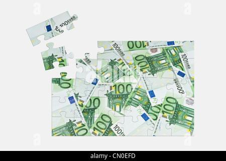geld banknoten euro 100 euro schein r ckseite. Black Bedroom Furniture Sets. Home Design Ideas