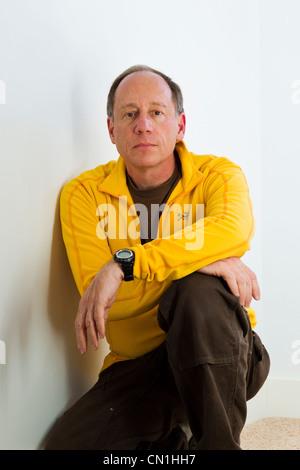 Casual Portrait Fotograf H. Mark Weidman, Salida, Colorado, USA - Stockfoto