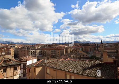 Segovia - Spanien - Stockfoto