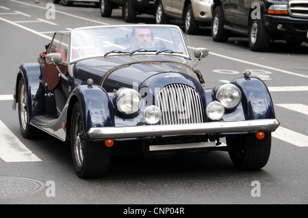 Morgan roadster - Stockfoto