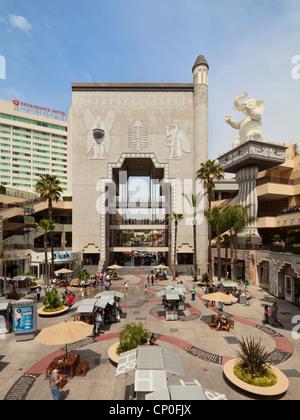 Kodak Theater, Hollywood, Los Angeles - Stockfoto