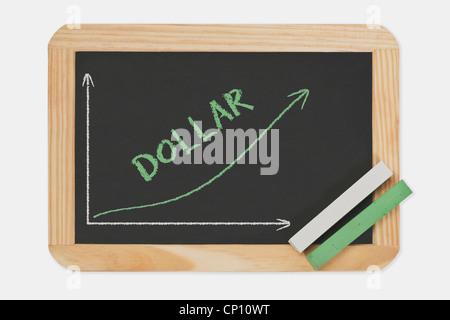 wort schl ssel mit kreide auf holz mini blackboard labels geschrieben stockfoto bild. Black Bedroom Furniture Sets. Home Design Ideas