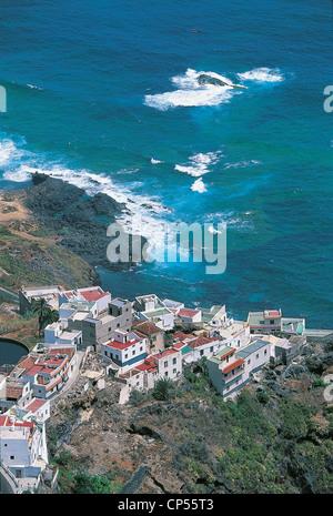Spanien-Kanarische Inseln-Teneriffa-Garachico - Stockfoto