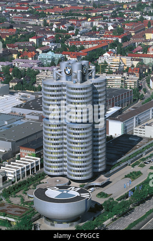 Deutschland - Bayern - Monaco. BMW Museum. - Stockfoto