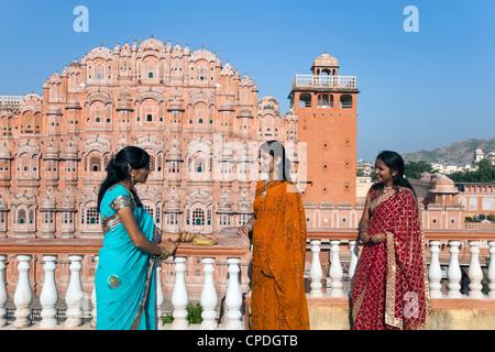 hawa mahal palast der winde ist ein palast in jaipur indien stockfoto bild 34336628 alamy. Black Bedroom Furniture Sets. Home Design Ideas