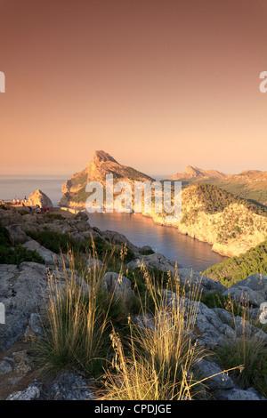Spanien, Balearen, Mallorca, Cap de Formentor - Stockfoto