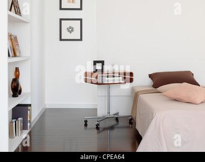 Moderne Schlafzimmer - Stockfoto