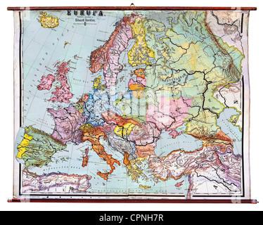 Karte Von Versailles Stockfoto Bild 209807331 Alamy