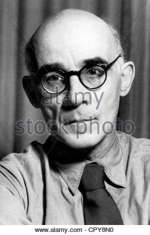 Engel, Erich, 14.2.1891 - 10.5.1966, deutscher Theater- und Filmregisseur, Porträt, 1940er Jahre, Additional-Rights - Stockfoto