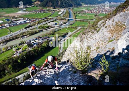 Klettersteigset Innsbruck : Innsbruck