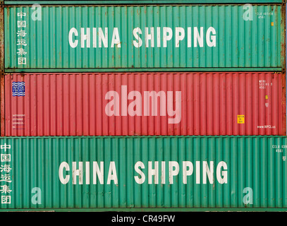China Shipping Container - Stockfoto