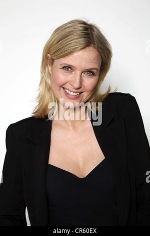 Böhm, Katharina, * 20.11.1964, österreichische Schauspielerin, Porträt, 2007,