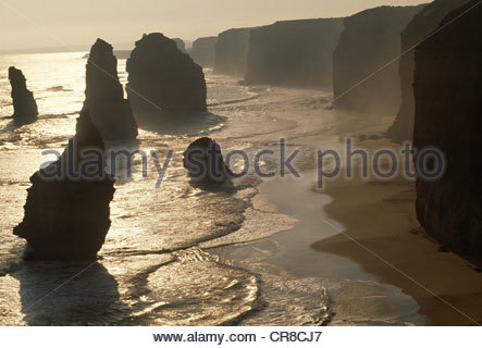 Zwölf Apostel, Port Campbell National Park, Australien - Stockfoto