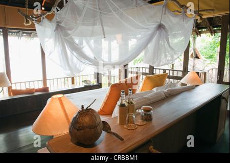 Luxus-Bungalow, Luxushotels, Six Senses Resort Koh Yao Noi Insel, Phang Nga, Thailand, Südostasien, Asien - Stockfoto